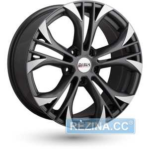 Купить DISLA ASSASSIN 821 GM R18 W8 PCD5x100 ET45 DIA72.6