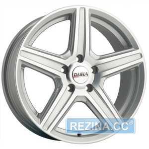 Купить DISLA Scorpio 704 SD R17 W7.5 PCD5x112 ET35 DIA57.1
