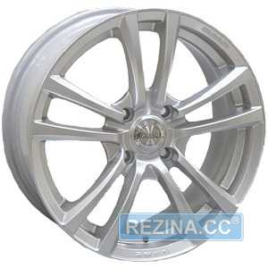 Купить RW (RACING WHEELS) H-346 HS R14 W6 PCD4x108 ET35 DIA67.1