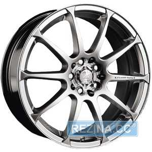 Купить RW (RACING WHEELS) H-158 HS R15 W6.5 PCD4x108 ET20 DIA73.1