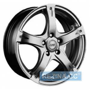 Купить RW (RACING WHEELS) H366 GMF/P R15 W6.5 PCD4x100 ET40 DIA67.1
