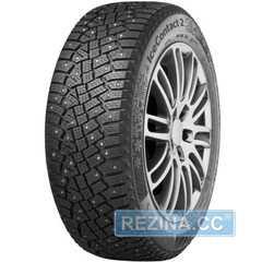 Купить Зимняя шина CONTINENTAL IceContact 2 (шип) 215/60R16 99T