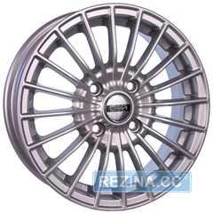 Купить TECHLINE 437 S R14 W5.5 PCD4x98 ET35 DIA58.6