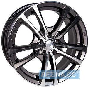 Купить RW (RACING WHEELS) H346 GMF/P R16 W7 PCD4x100 ET40 DIA67.1/73.1