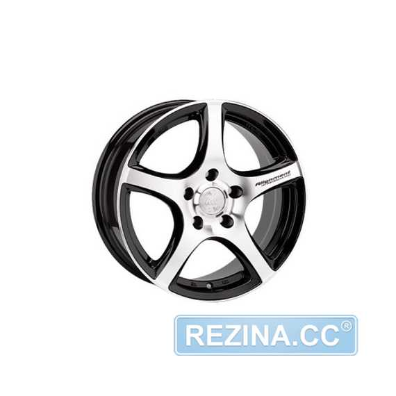 RW (RACING WHEELS) H531 BKFP - rezina.cc