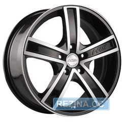 Купить RW (RACING WHEELS) H-412 BK/FP R15 W6.5 PCD5x110 ET35 DIA65.1