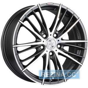 Купить RW (RACING WHEELS) H551 DBF/P R16 W7 PCD5x112 ET40 DIA66.6