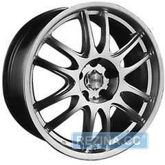 Купить RW (RACING WHEELS) H-287 GM-F/P R15 W6 PCD5x114.3 ET45 DIA67.1