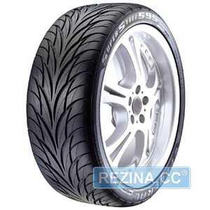 Купить Летняя шина FEDERAL Super Steel 595 225/55R17 97W