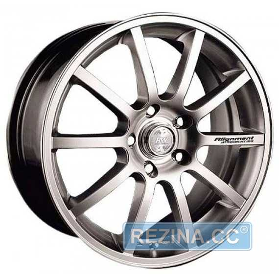RW (RACING WHEELS) H 286 DDN F/P - rezina.cc