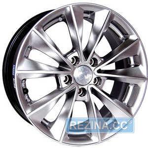 Купить RW (RACING WHEELS) H-393 HS R17 W7.5 PCD5x114.3 ET42 DIA67.1