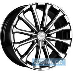 Купить RW (RACING WHEELS) 461 DDN-F/P R17 W7 PCD5x114.3 ET45 DIA67.1