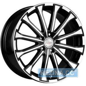 Купить RW (RACING WHEELS) 461 DDN-F/P R19 W8 PCD5x114.3 ET35 DIA73.1
