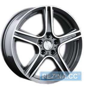 Купить RW (RACING WHEELS) H-315 GM/FP R17 W7 PCD5x114.3 ET38 DIA73.1