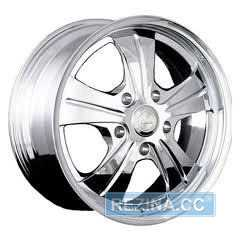 Купить RW (RACING WHEELS) H-611 CHROME R22 W10 PCD5x150 ET45 DIA110.2