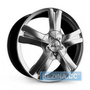 Купить OZ Antera 345-18d CHRYSTAL TITANIUM R18 W8.5 PCD6x139.7 ET20 DIA110.1