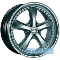 Купить OZ VELA CHRYSTAL TITANIUM R15 W7 PCD5x114.3 ET40 DIA67.1