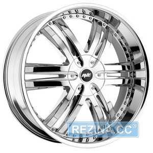Купить MKW A-607 Chrome R20 W9 PCD6x139.7 ET18 DIA106.2