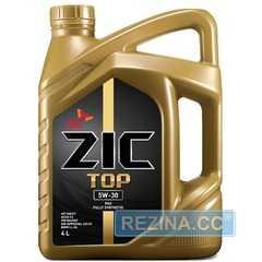Купить Моторное масло ZIC Top 5W-30 (4л)