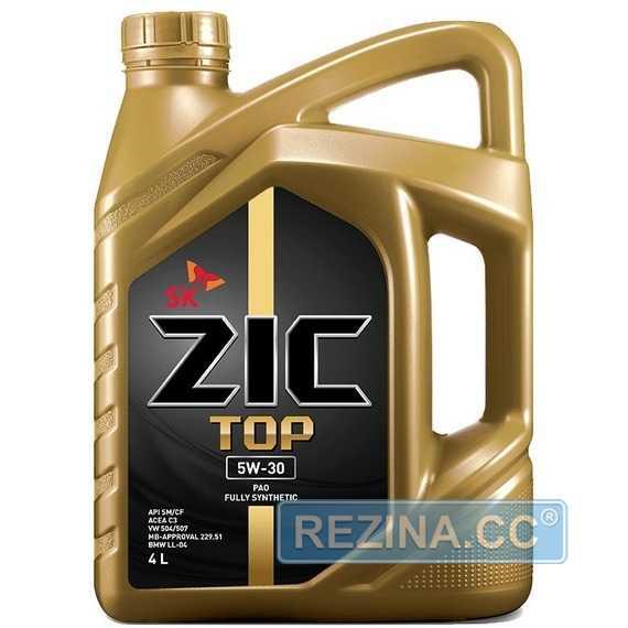 Моторное масло ZIC Top - rezina.cc