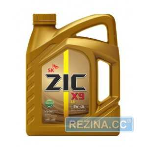 Купить Моторное масло ZIC X9 LS Diesel 5W-40 (4л)