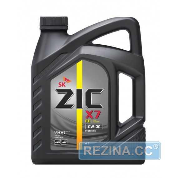 Моторное масло ZIC X7 FE - rezina.cc