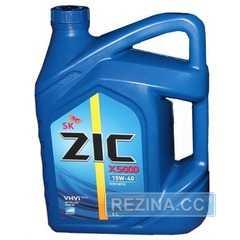 Купить Моторное масло ZIC X5000 15W-40 (6л)