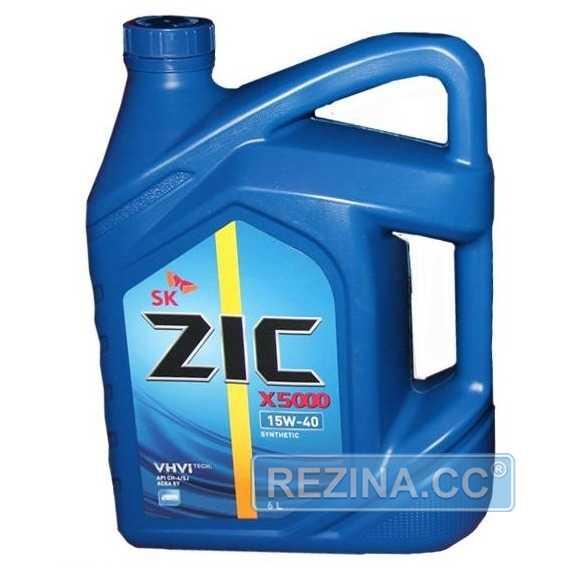 Моторное масло ZIC X5000 - rezina.cc