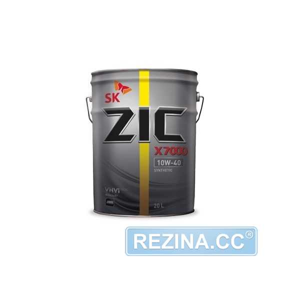 Моторное масло ZIC X7000 AP - rezina.cc