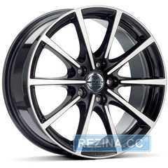 BORBET BL5 Black Polished - rezina.cc