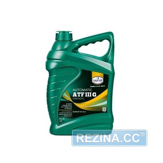 Трансмиссионное масло EUROL ATF III G - rezina.cc