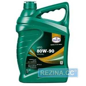 Купить Трансмиссионное масло EUROL HPG 80W-90 GL5 (5л)