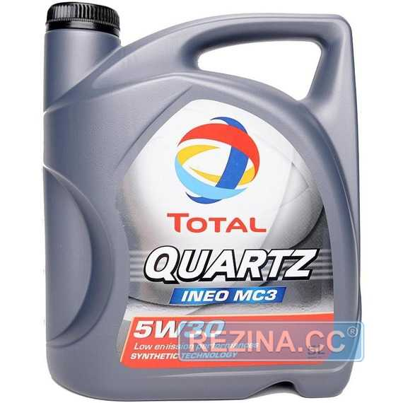 Моторное масло TOTAL QUARTZ INEO MC3 - rezina.cc