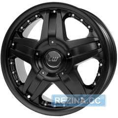 BORBET CWB black matt - rezina.cc