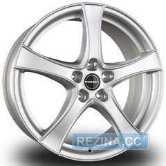 BORBET F2 brilliant silver - rezina.cc