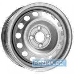 Купить KFZ 7635 Silver R15 W6 PCD4x100 ET50 DIA60.1
