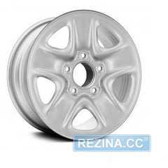 Купить KFZ 9993 Silver R17 W7 PCD5x114.3 ET50 DIA67.1