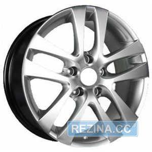 Купить REPLICA Volkswagen JT-1265 SiL R16 W6.5 PCD5x112 ET45 DIA57.1