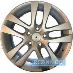 Купить REPLICA Skoda JT-1265 SiL R17 W7 PCD5x112 ET40 DIA57.1
