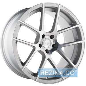 Купить AVANT Garde M510 Satin Silver R20 W8.5 PCD5x112 ET32 HUB66.5