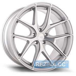 Купить AVANT Garde M580 Satin Silver R19 W9.5 PCD5x120 ET43 HUB72.56