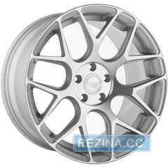 Купить AVANT Garde M590 Satin Silver R20 W8.5 PCD5x114,3 ET35 HUB73.1