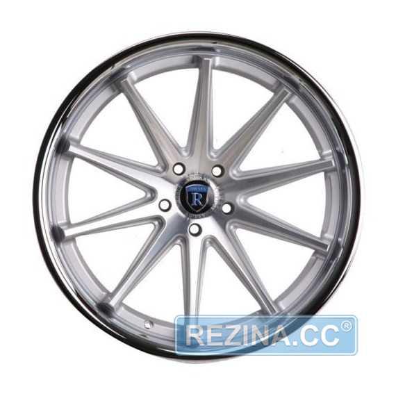 Rohana RC10 Machine Silver/Chrome Lip - rezina.cc