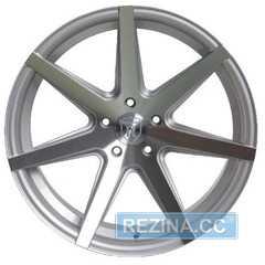Rohana RC7 Machine Silver - rezina.cc