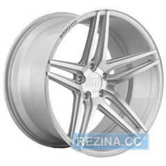 Купить Rohana RC8 Machine Silver R20 W10 PCD5x112 ET50 HUB66.6