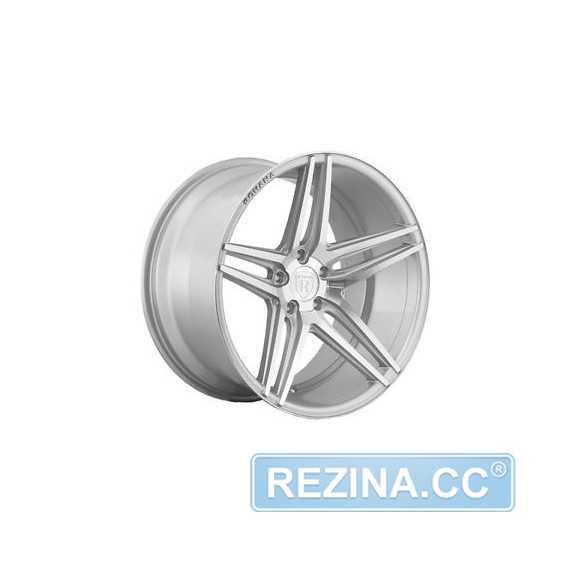 Rohana RC8 Machine Silver - rezina.cc