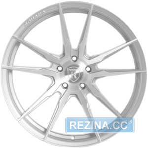 Купить Rohana RF-2 Brushed Titanium R20 W10 PCD5x114,3 ET45 HUB73.1