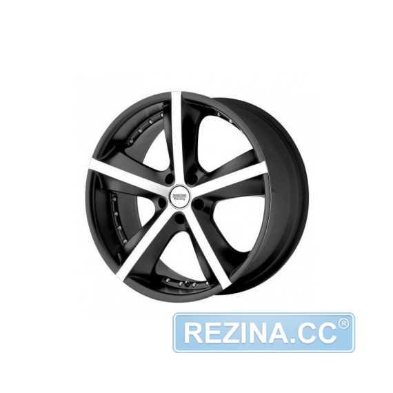 AMERICAN RACING AR882 M-BLK/MCH - rezina.cc