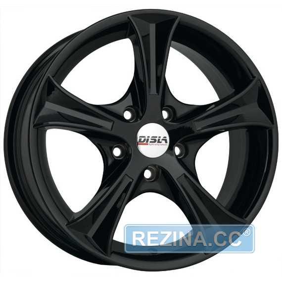 DISLA Luxury 306 Black - rezina.cc
