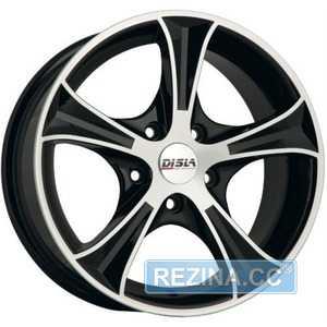 Купить DISLA Luxury 306 BD R13 W5.5 PCD4x98 ET30 DIA58.6